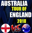 Australia tour of England 2018