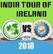 India tour of Ireland 2018