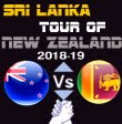 Sri Lanka tour of New Zealand 2018-19