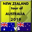 New Zealand tour of Australia 2019-20
