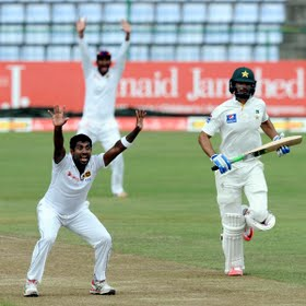 Pallekele Test Day 2: Sri Lanka hit back to even out match